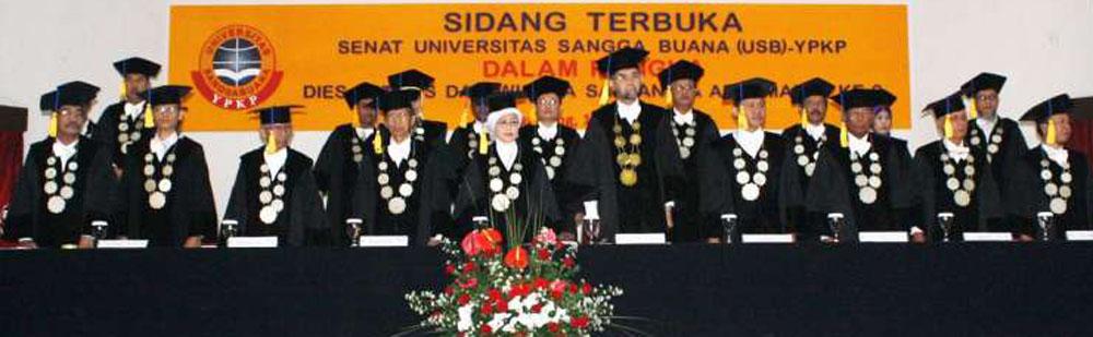 Anggota Senat Universitas Sangga Buana
